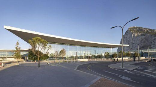 Gibraltar Airport Building