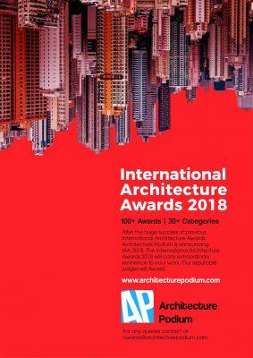 International Architecture Awards 2018 IAA