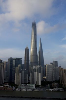 Shanghai Tower Building