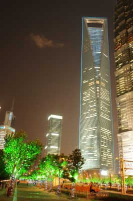 Shanghai World Financial Center - WFC Tower