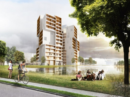 University of Southern Denmark Student Housing