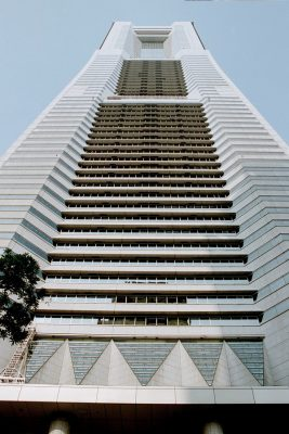Yokohama Landmark Tower - Japanese Skyscraper