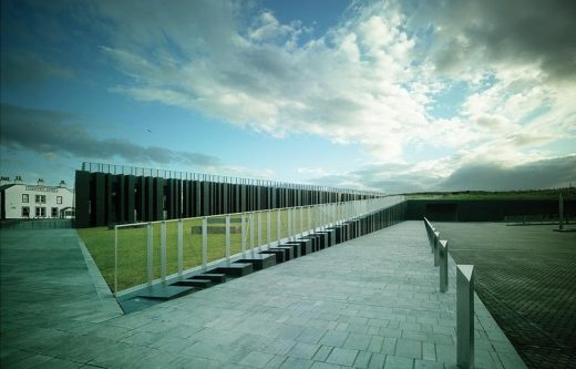 Giants Causeway Visitor Centre: World Heritage Site Northern Ireland