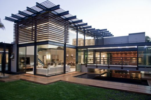 House Aboobaker - South Africa Residence