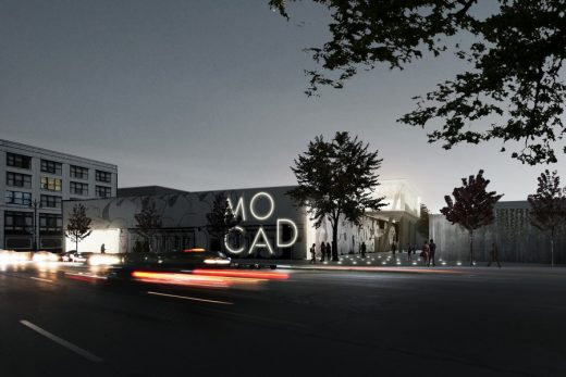 Museum of Contemporary Art Detroit - MOCAD