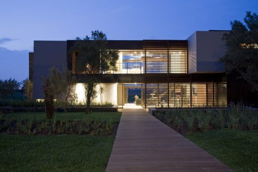 Serengeti House, Johannesburg - South Africa Residence