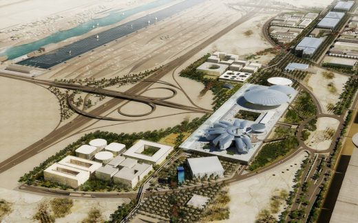 HIA Airport City Doha design by OMA
