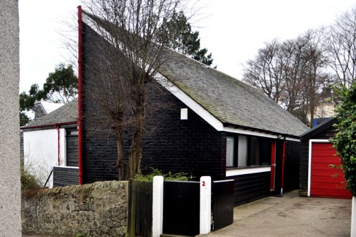 James Paul House, Broughty Ferry property - Unsung Architect Heroes