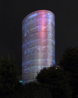 Tower of Winds, Japan, Yokohama architecture design by Toyo Ito Architects