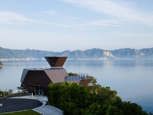 Toyo Ito Museum of Architecture, Japan building