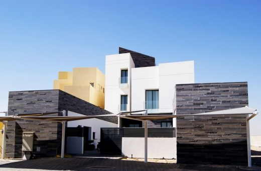 Alley House Kuwait, Khiran Pearl City house