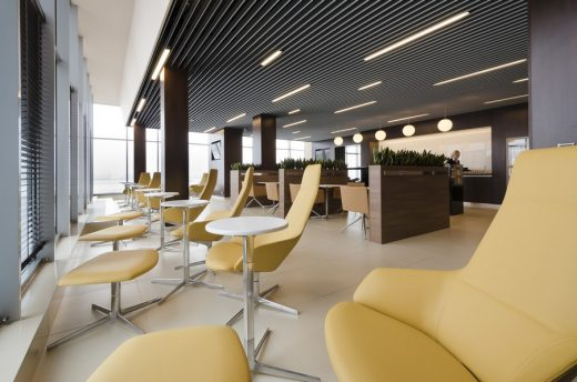 Business Lounge Katowice Airport Poland