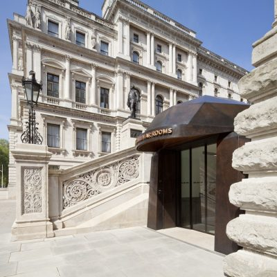 Churchill War Rooms London by Clash Architects