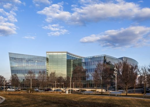 GSK Offices Building Navy Yard Philadelphia