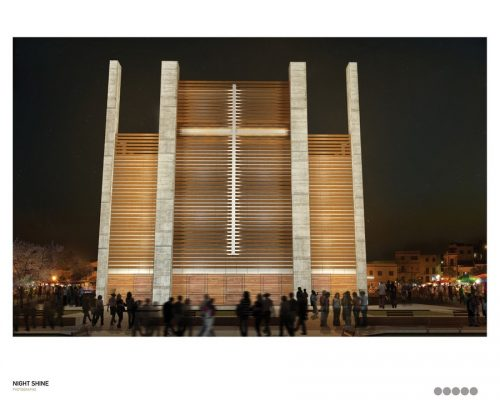 Port-au-Prince Cathedral Competition, Haiti