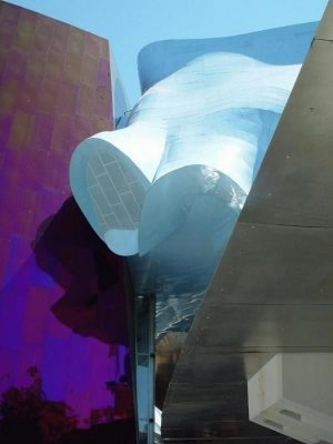 Experience Music Project, Seattle building EMP