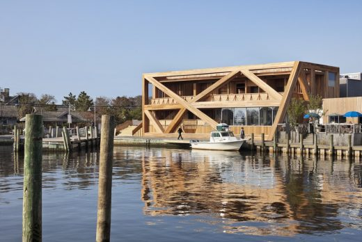 Fire Island Pines Pavilion - NY Summer Destination