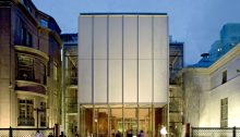 Morgan Library and Museum Access Design