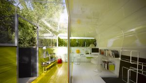 Studio in the Woods, Madrid