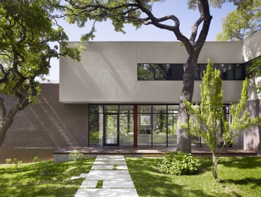 West Lake Hills Residence Austin home