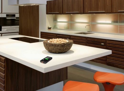 DuPont Building Innovations Corian Solid Surfaces