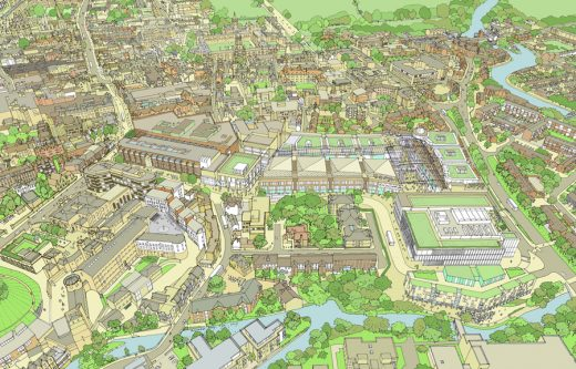Westgate Centre Oxford Masterplan