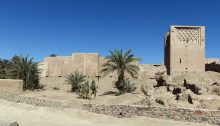 Preservation of Oasis Sites Morocco