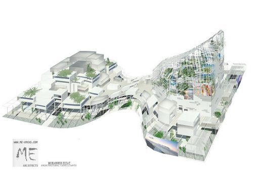 Cultural Center of Taichung design by Me_Architects & Okoplan