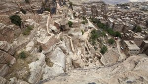 Thula Fort Restoration Yemen