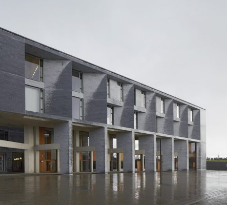 University of Limerick Medical School, Ireland building facade