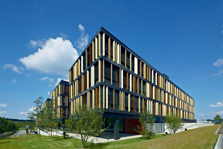 Lalux Building Luxembourg