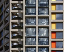Sheffield housing design by Studio Egret West with Hawkins Brown