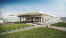 Police Scotland Facility buildng Aberdeenshire