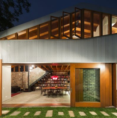 Cowshed House, Glebe - Sydney Residence