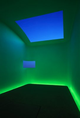 Jim Goldstein Skyspace by James Turrell in Beverly Hills, Los Angeles