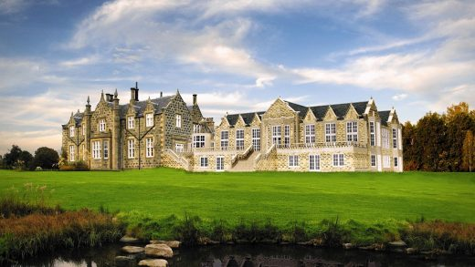 Donald Trump Golf Resort Aberdeenshire Hotel Extension
