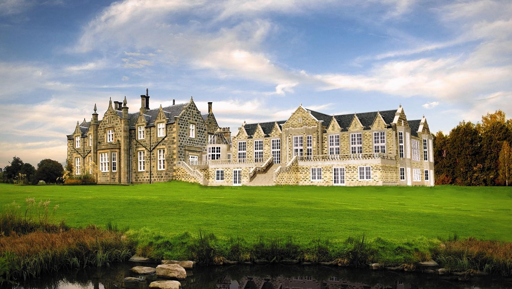 Trump Golf Resort Aberdeen: Links Course Scotland - e ...