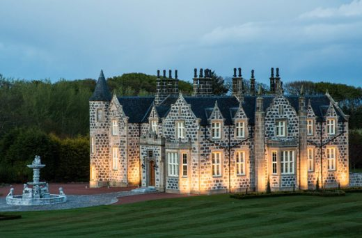 MacLeod House Trump Golf Resort Aberdeenshire Hotel