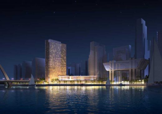 Four Seasons Abu Dhabi by PLP Architecture Office