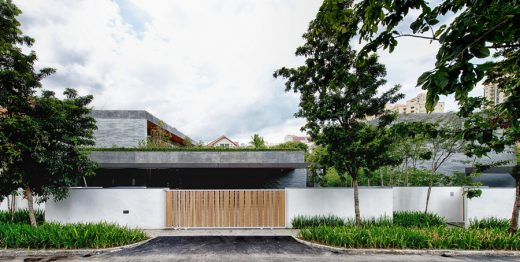 The Wall House, Singapore Property