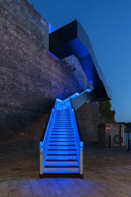 Royal William Yard Staircase