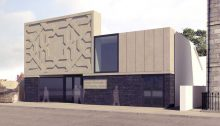 Aberdeen Mosque building design