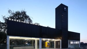 Barneveld Noord Train Station, NL Architects