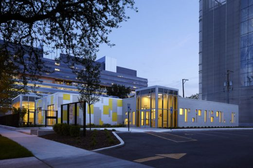 Early Childcare Center West University of Chicago building