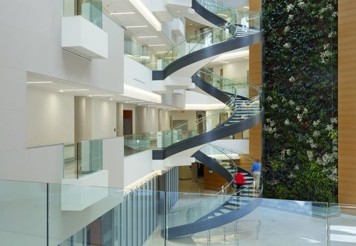 Papadakis Integrated Sciences Building at Drexel University in Philadelphia
