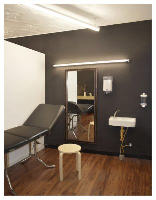 Mandragora Tattoo Studio Bilbao interior