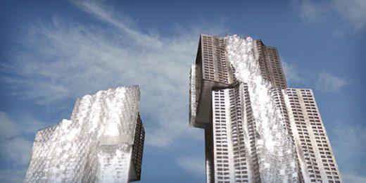 Mirvish+Gehry Toronto Ontario Towers