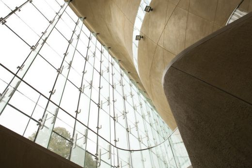 Museum of the History of the Polish Jews building Poland