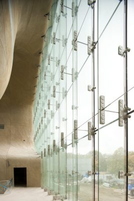 Museum of the History of the Polish Jews, Warsaw building