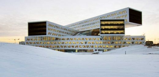 STATOIL Oslo Offices Norway building